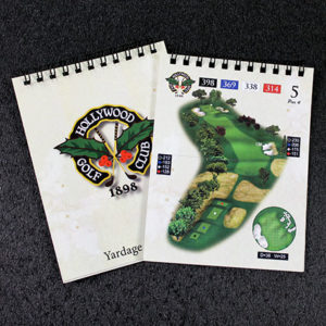 3D Oblique Yardage Books